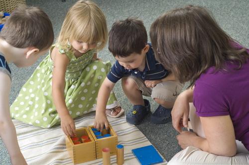 Preschool children