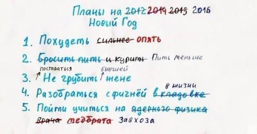 планы на 2012, 2013, 2014...