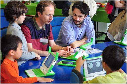 Игровой элемент в преподавании