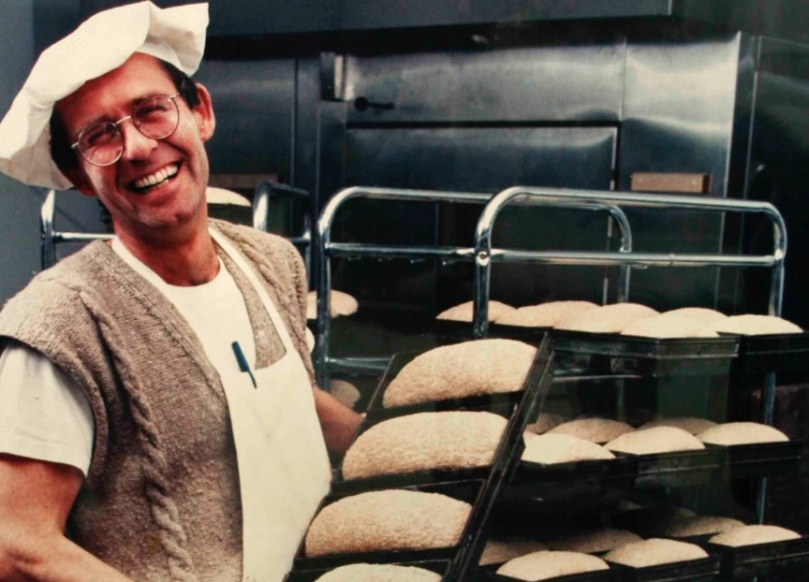 веселый пекарь
