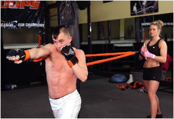 тренировка по боксу картинка
