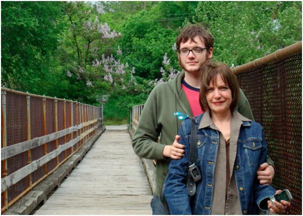 картинка мама и сын